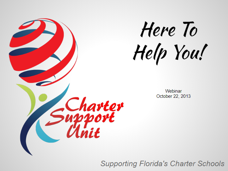 Introduction to the Charter Support Unit