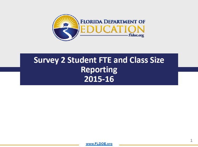 Preparing for Survey Two – Ensuring Your School Is Funded