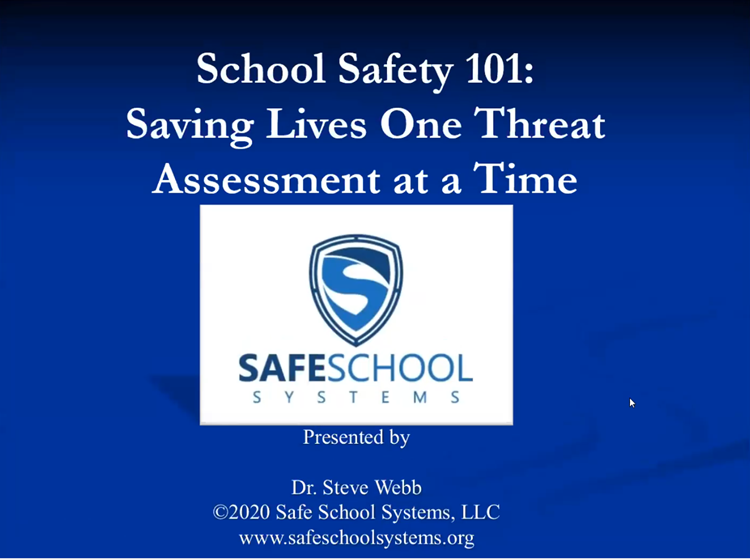 School Safety 101: Saving Lives One Threat Assessment at a Time